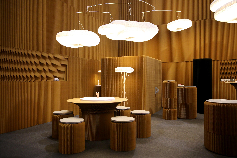 Cloud-Mobile Hanglamp | Uniek luster | XL - XXL | Van Molo Design
