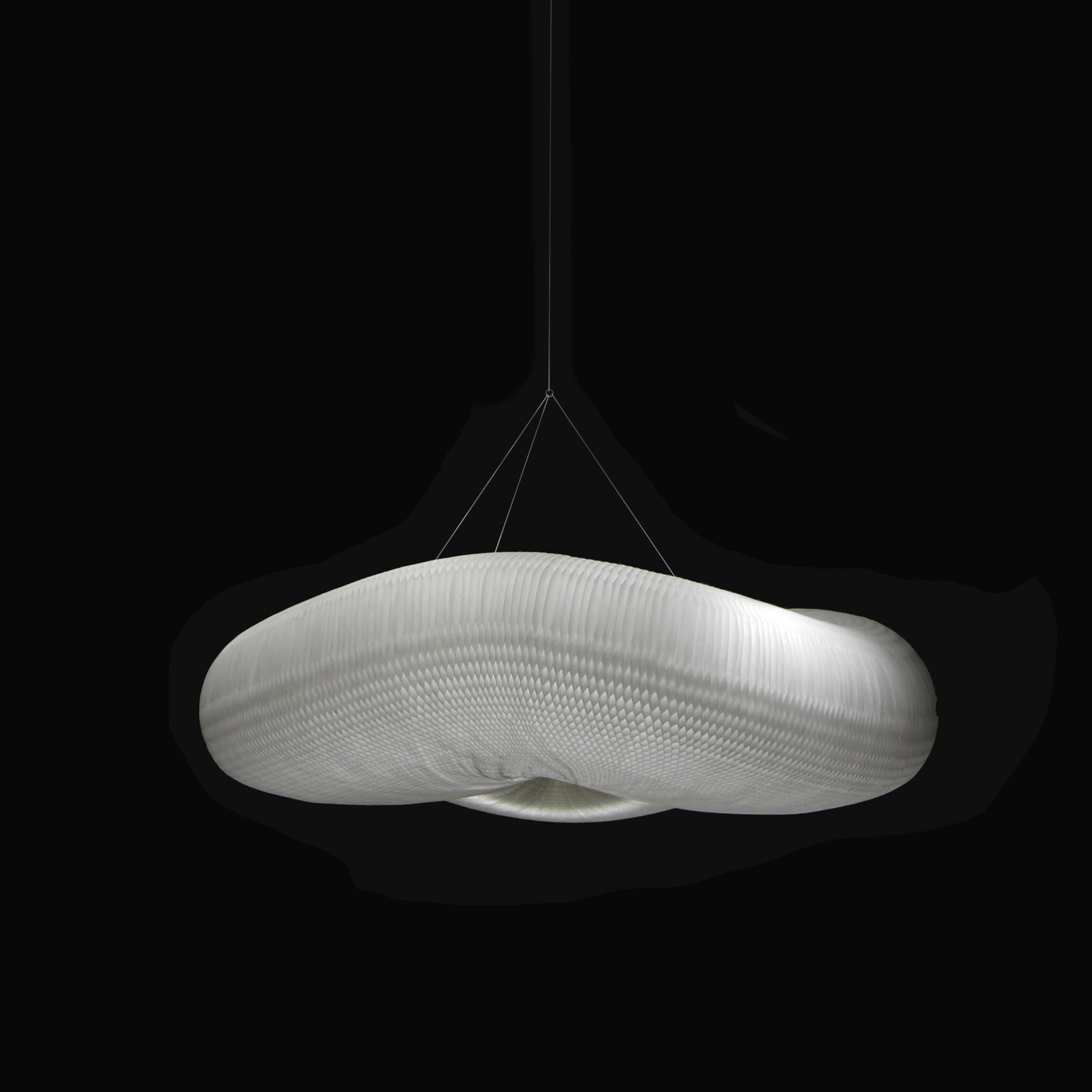verlichting softcloud designverlichting kroonluchters hanglampen project verlichting akoestiek verbeteren molo design art4elements