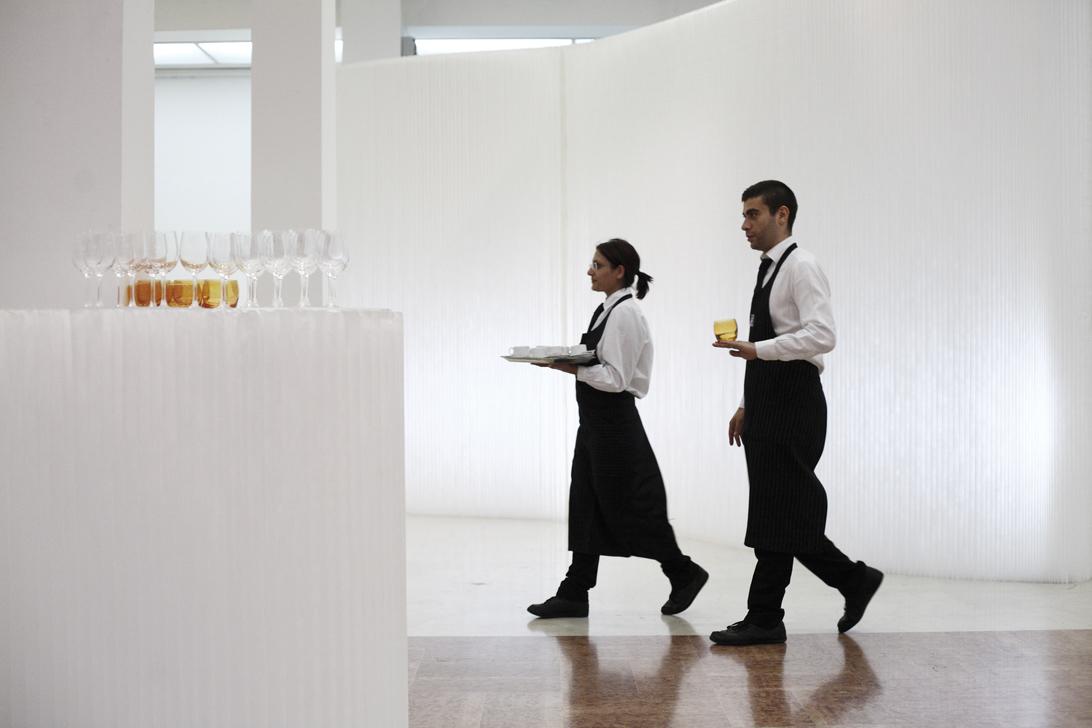 evenement catering softblock softwall bufet molo design art4elements huur koop verhuur scheidingswanden koffieruimtes beurswanden schuifwanden akoestiek verbeteren