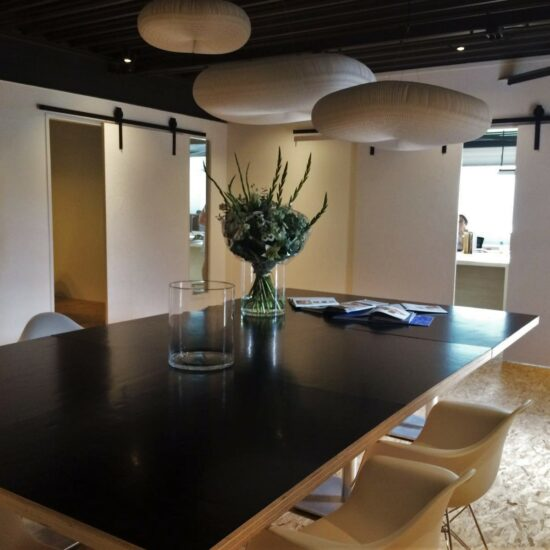 showroom mol workshop design amsterdam antwerpen art4elements studio interieuradvies