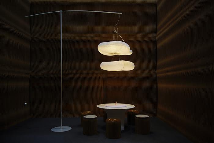 maison objet 20 24 januari parijs paris tradeshow molo design calm shape softwall